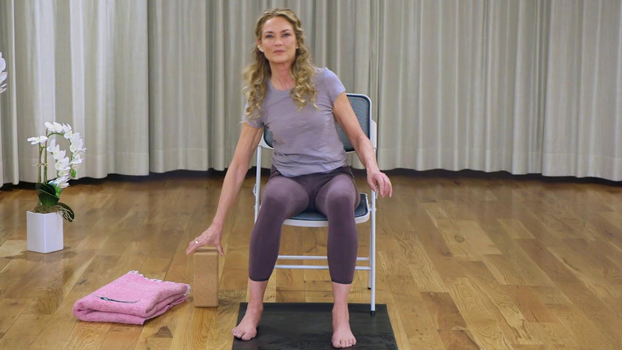 Integrative Health: Yoga for Anxiety