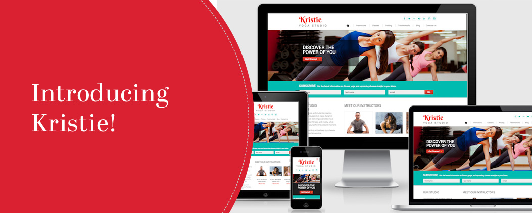 Get Your Website in Shape With Kristie