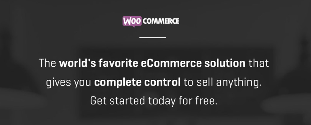 What is WooCommerce?