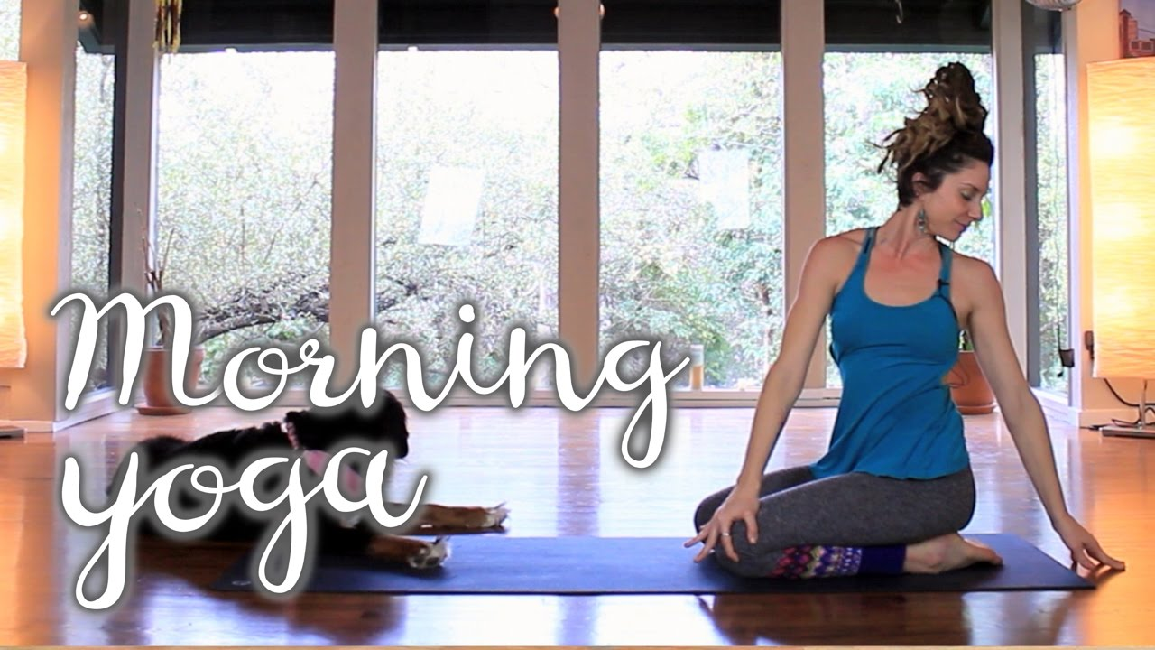 Morning Yoga – 10 Minute Stretch & Strengthen Sequence