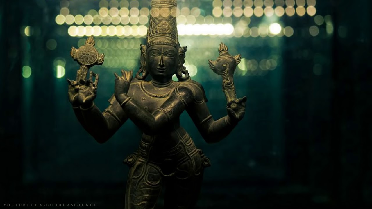 Saraswati Dreams ॐ Indian Yoga Music