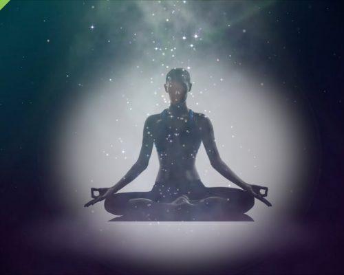 Indian Flute and Tibetan Bowl, Positive Vibrations, healing meditation, Yoga Music