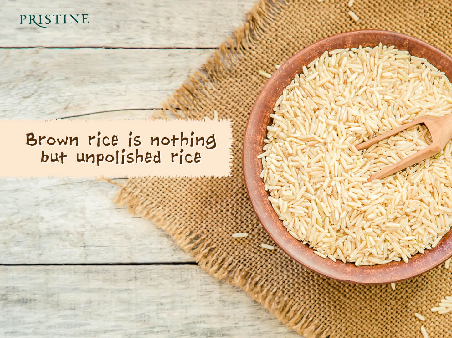 Why you should include unpolished rice in your diet