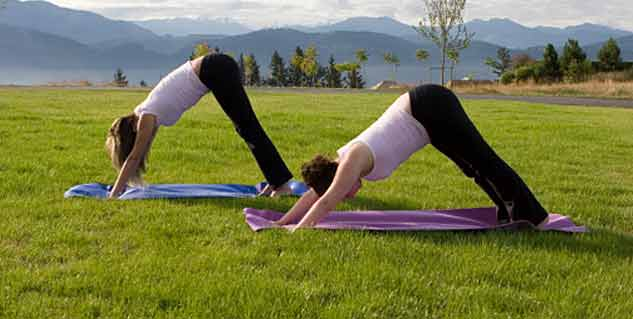 Learn to Do Vinyasa Yoga for Weight Loss