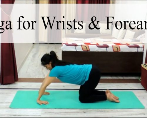 Yoga for Healthy Wrist | Indian Yoga with Dolly's Studio