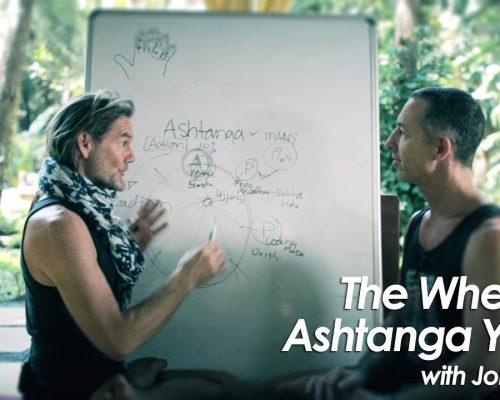 The Wheel of Ashtanga Yoga – John Scott