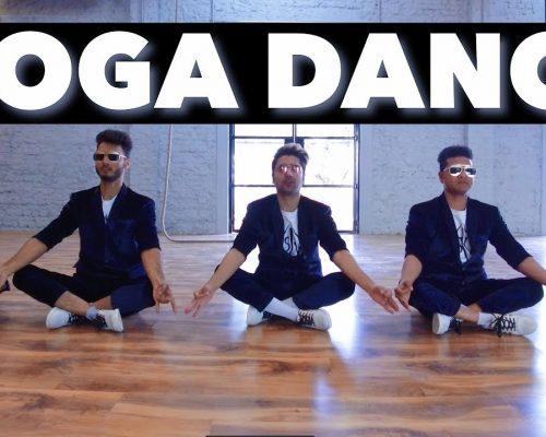Shraey khanna SK | INDIAN YOGA | Ramdev Baba dance Tribute | SK | YOGA se HOGA l Yoga Dance