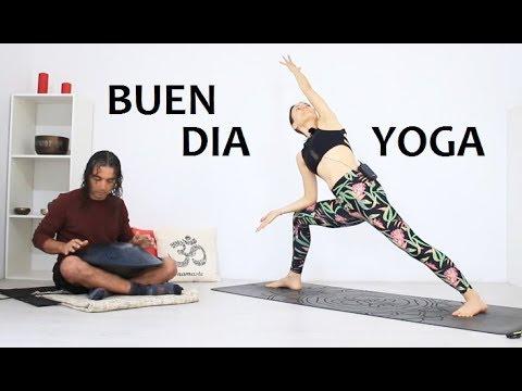 Yoga para ENERGIA en la MAÑANA | Yoga al despertar 26 min | MalovaElena