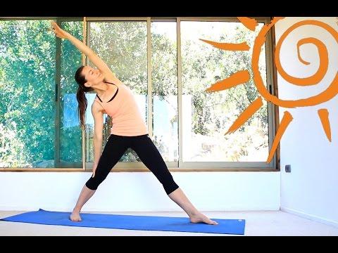 Yoga al despertar 15 min | Yoga matinal con Elena Malova