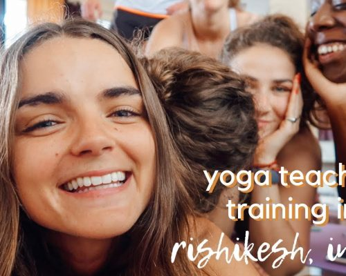 Yoga Teacher Training in Rishikesh, India 💫