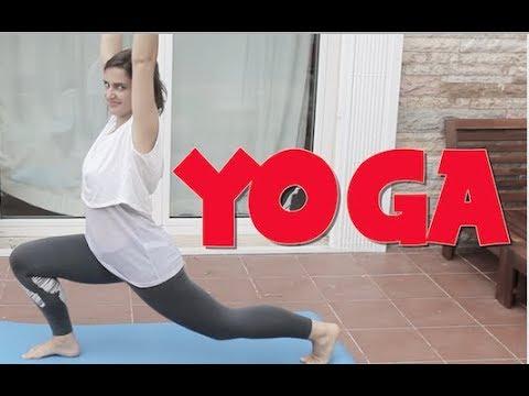 Fui a uma aula de Yoga e deixei lá a minha dignidade