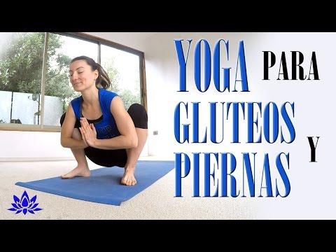 Yoga para tonificar PIERNAS y GLUTEOS | Clase 9 – 30 min