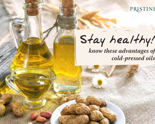 Top 6 benefits of cold-pressed oils