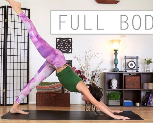 Full Body Stretch – Beginners Full Body Yoga Workout