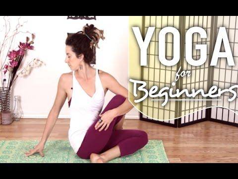 Beginners Morning Yoga – Gentle & Energizing Morning Yoga Stretches
