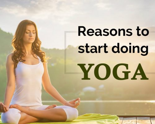Yoga for beginners  – Reasons to start doing yoga   Yoga Tips   Benefits   yoga for health