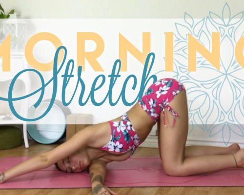 20 Minute Energizing Morning Yoga Flow