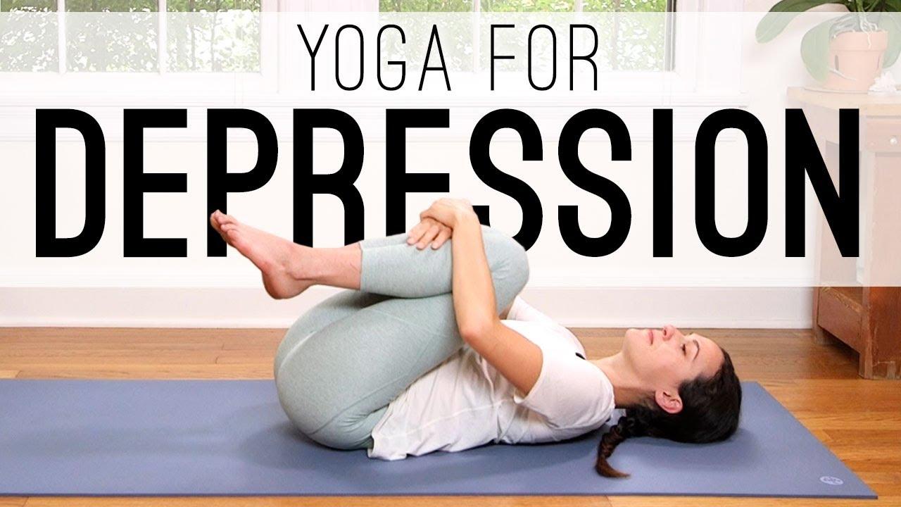 Yoga For Depression - Yoga With Adriene