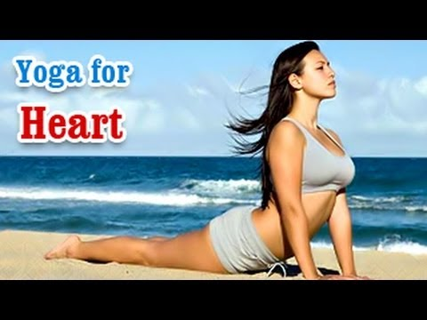 Yoga for Heart – Heart attacks, Heart diseases And Diet Tips in English