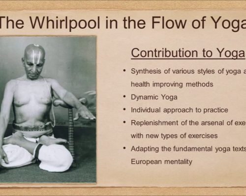 History of Yoga by Andrey Safronov part 14 Renaissance of Hatha Yoga and Sri Krishnamacharya