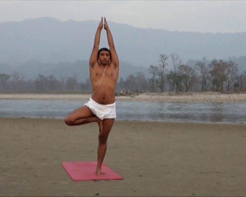 Yoga, India