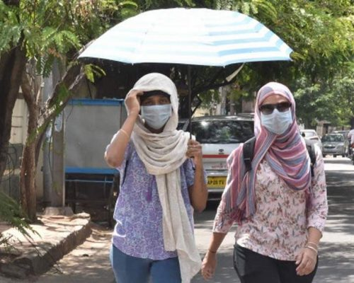 Severe heatwave alert for Telangana till May 28
