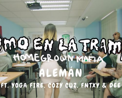 Alemán – Humo En La Trampa Ft Yoga Fire, Cozy Cuz, FNTXY & Dee (Prod. By Taso x Di$) Video Oficial