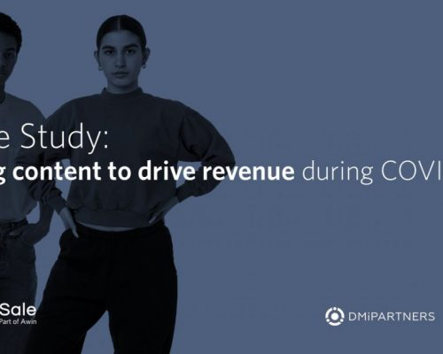 Using content to drive revenue during COVID-19