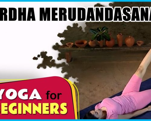 Ardha Merudandasanam  | Yoga for beginners by Yamini Sharma | Health Benefits | Manorama Online