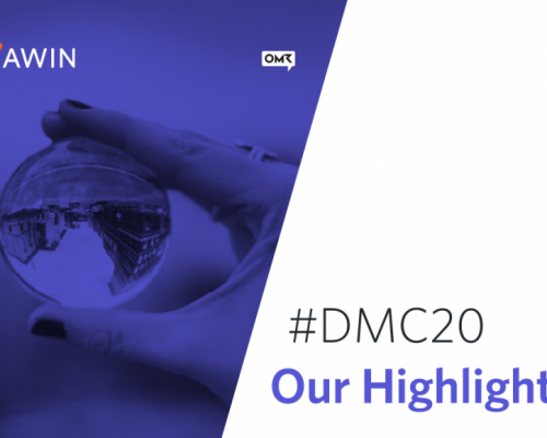 OMR #DMC20: Our Highlights