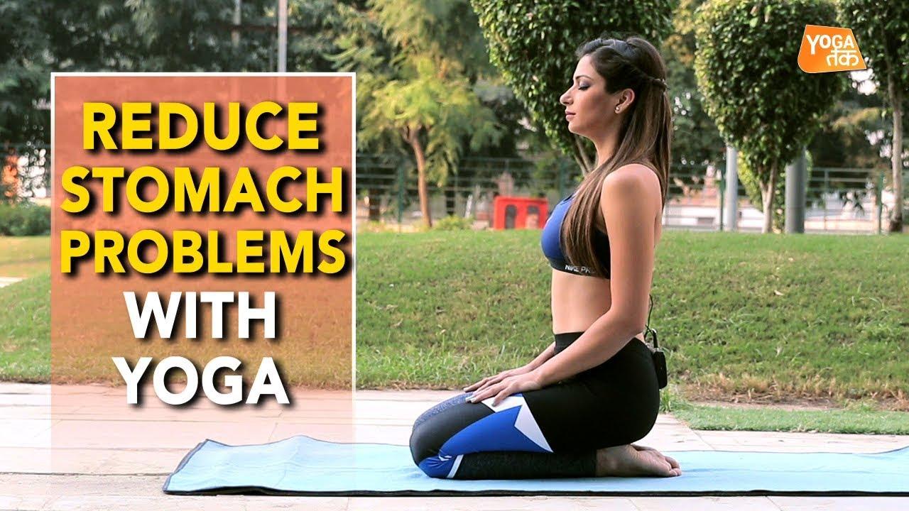 Yoga For Healthy Stomach | Diamond Pose | Yoga Tak
