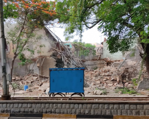 Secretariat: CM KCR pulls a demolition surprise