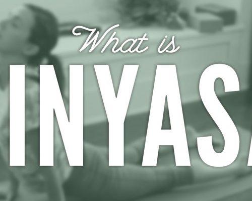 What is Vinyasa?