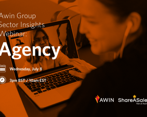Save the Date: Awin Group Agency Sector Insights Webinar