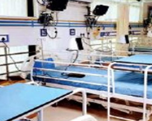 Hyd's Gandhi Hospital to get 350 more ICU beds