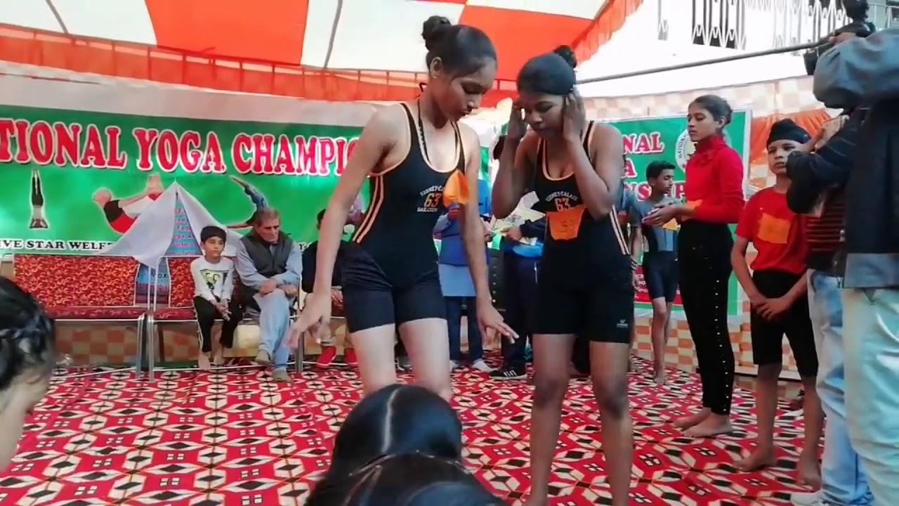 International Yoga Championship at India | Indian Yoga Champion