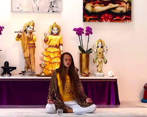 Yoga Nidra mit Stefanie 13:00 Uhr 10.08.2020