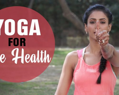 Yoga To Improve Vision & Eye Health | Fit Tak