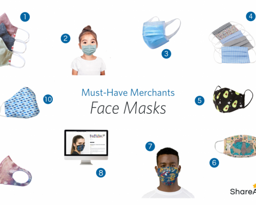 Must-Have Merchants: Face Masks