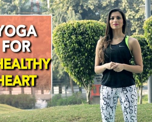 Yoga For Healthy Heart | Big Toe Pose | Yoga Tak