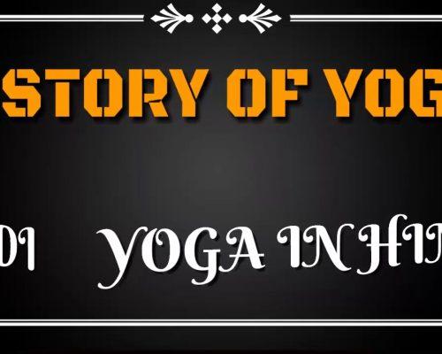 A Brief History And Origin Of Yoga | योग का इतिहास हिन्दी में