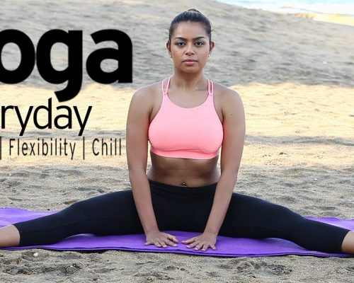 Everyday YOGA ROUTINE at Home | Top 10 Best Yoga Stretches to Do Every Single Day For Good Health |