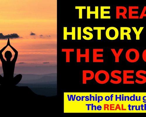 Yoga and Christianity (Do Yoga Poses Worship Hindu gods?)