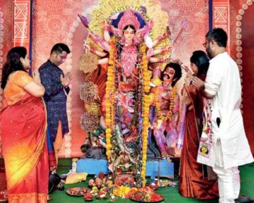 Hyd: Communities go online to celebrate Dasara
