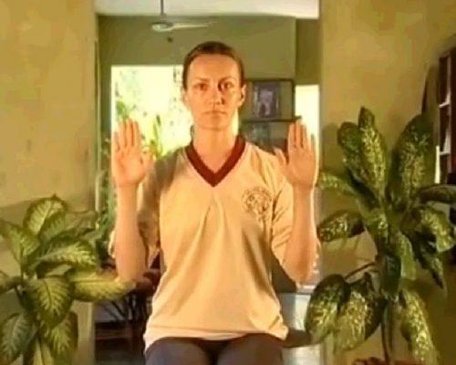 Yoga for Health – Chin Mudra & Chinmaya Mudra (Calms The Mind)