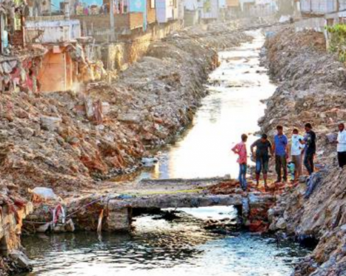 Hyderabad: A flood locals here will never forget