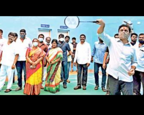 Telangana on infra projects inauguration spree