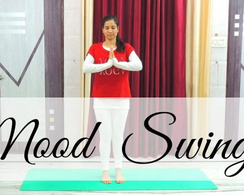 Yoga for Mood Swings | Balancing Stress Hormones | Indian Yoga with Dolly's Studio