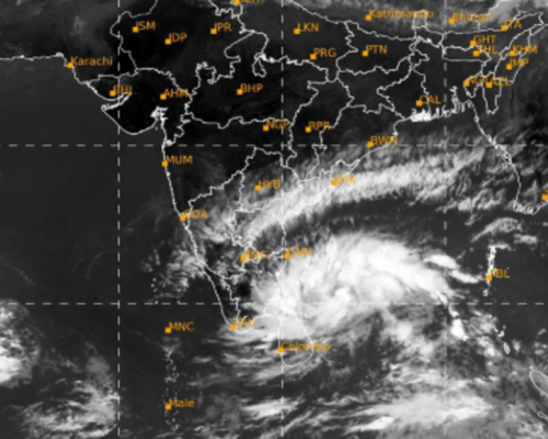 Cyclone Nivar: Andhra Pradesh put on red alert