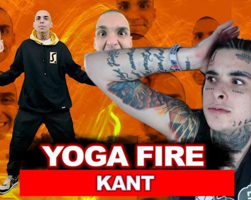 (SPEEDFLOWZADA!!) Kant – Yoga Fire | Prod. Chiocki | REACT / ANÁLISE VERSATIL